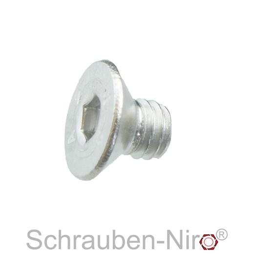 - M4x25 - Werkstoff: Edelstahl A2 V2A SC7991 - DIN 7991 // ISO 10642 ISK Senkschrauben Senkkopfschrauben mit Innensechskant 20 St/ück Vollgewinde SC-Normteile/®