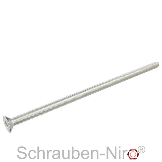 Senkkopfschrauben mit Innensechskant SC-Normteile/® Senkschrauben - DIN 7991 // ISO 10642 ISK Werkstoff: Edelstahl A2 V2A SC7991 5 St/ück Vollgewinde - M12x40 -